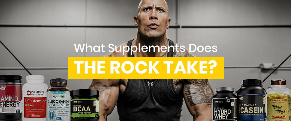 What Supplements Does The Rock Take Featured Image