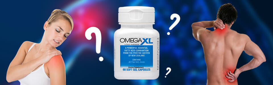 omega xl and muscle pain