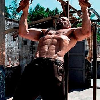 Pull-Ups - Jason Statham Workout