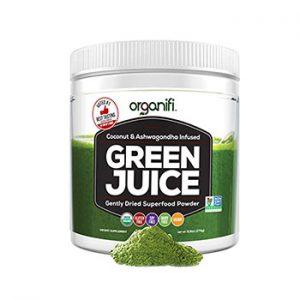 Organifi: Green Juice Sidebar