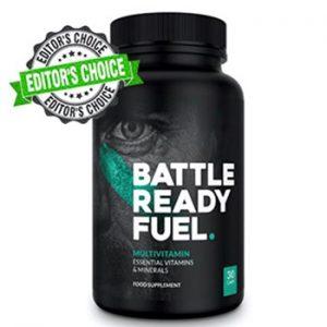 Battle Ready Fuel Multivitamin Sidebar