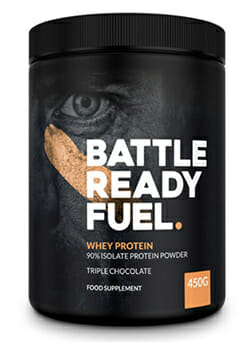 Battle Ready Fuel Whey Protein