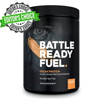 Battle Ready Lactose Free Protein Powder