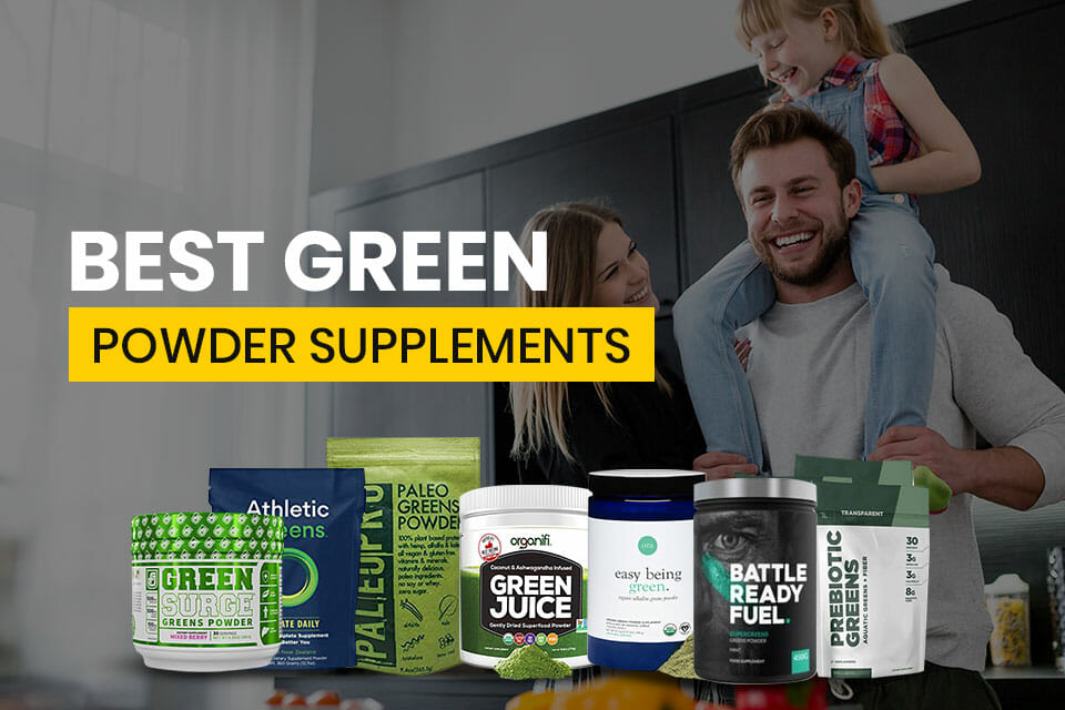 Best Green Powder Featured Image