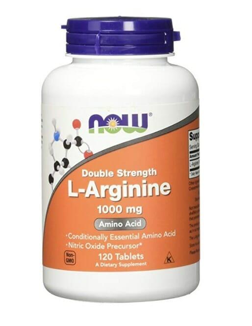 NOW Double Strength L-Arginine
