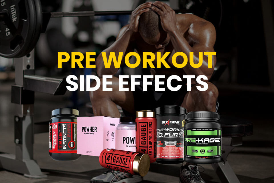 Pre Workout Side Effects Featured Image