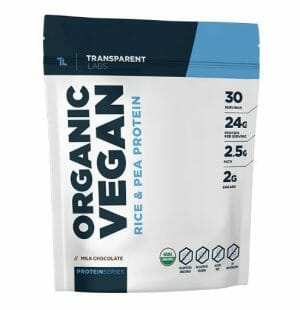 Transparent Labs Vegan Protein