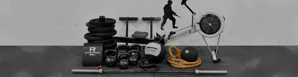 Crossfit gym equipment