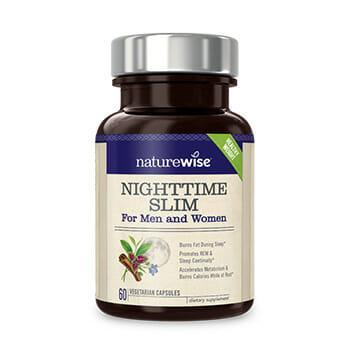 Naturewise Nighttime Slim Fat Burner