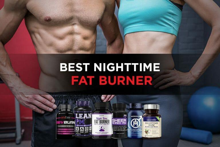 Best Nighttime Fat Burner Featured Image