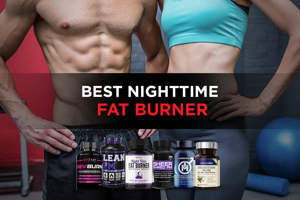 Best Nighttime Fat Burner Featured Image