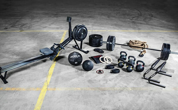 crossfit equipment at home