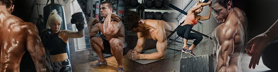 12 P90X Workouts