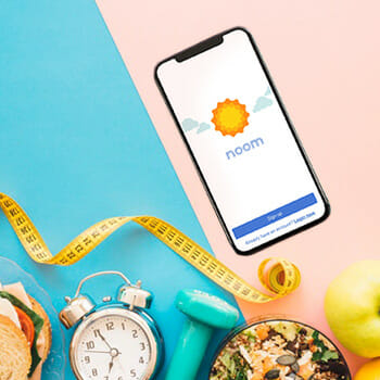 Noom app for weight loss