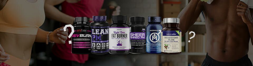 nighttime fat burner supplements