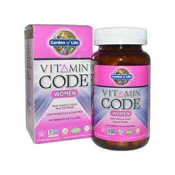 Garden Of Life Women's Multivitamin