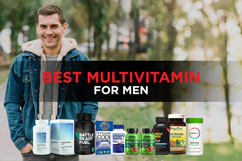 Best Multivitamin For Men featured