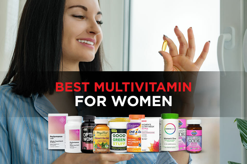 Best Multivitamin For Women Featured Image