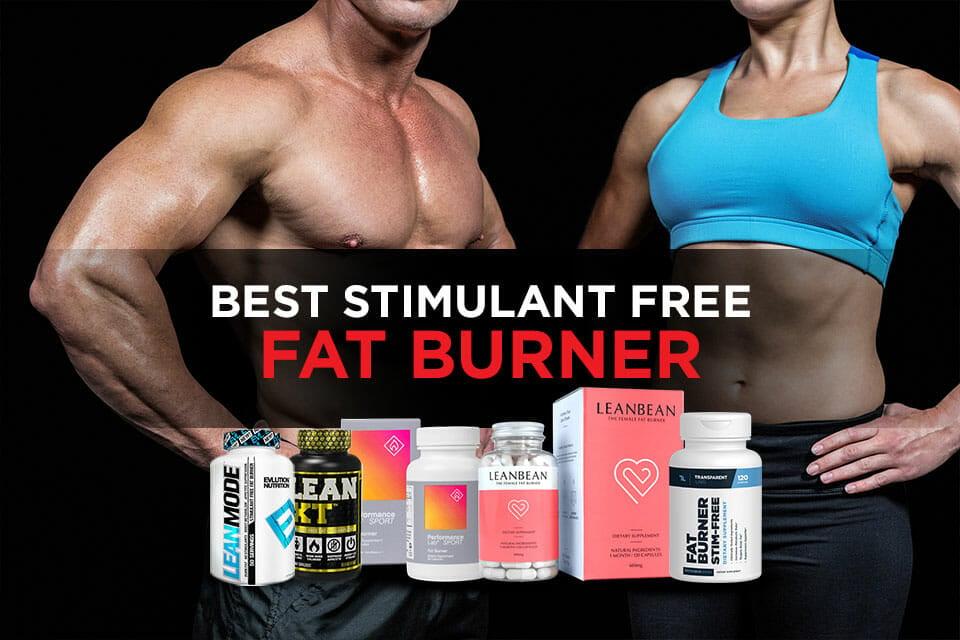 Best Stimulant Free Fat Burner Featured Image