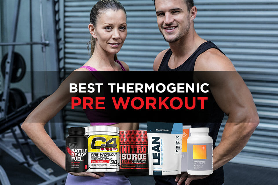 Best Thermogenic Pre Workout Featured Image