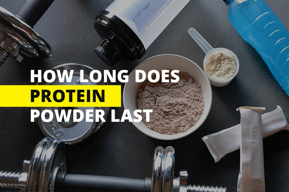 How Long Does Protein Powder Last Featured Image