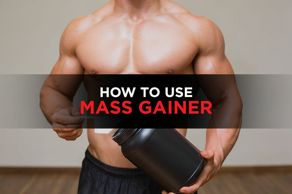How To Use Mass Gainer Featured Image