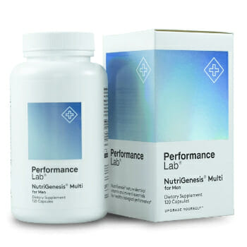 Performance Lab Whole-Food Multivitamin for Men