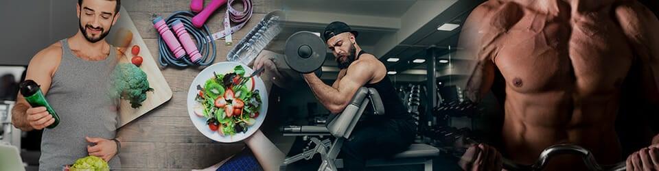 men living healthy