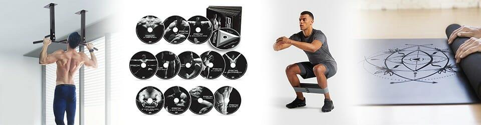 P90X Workout Equipment