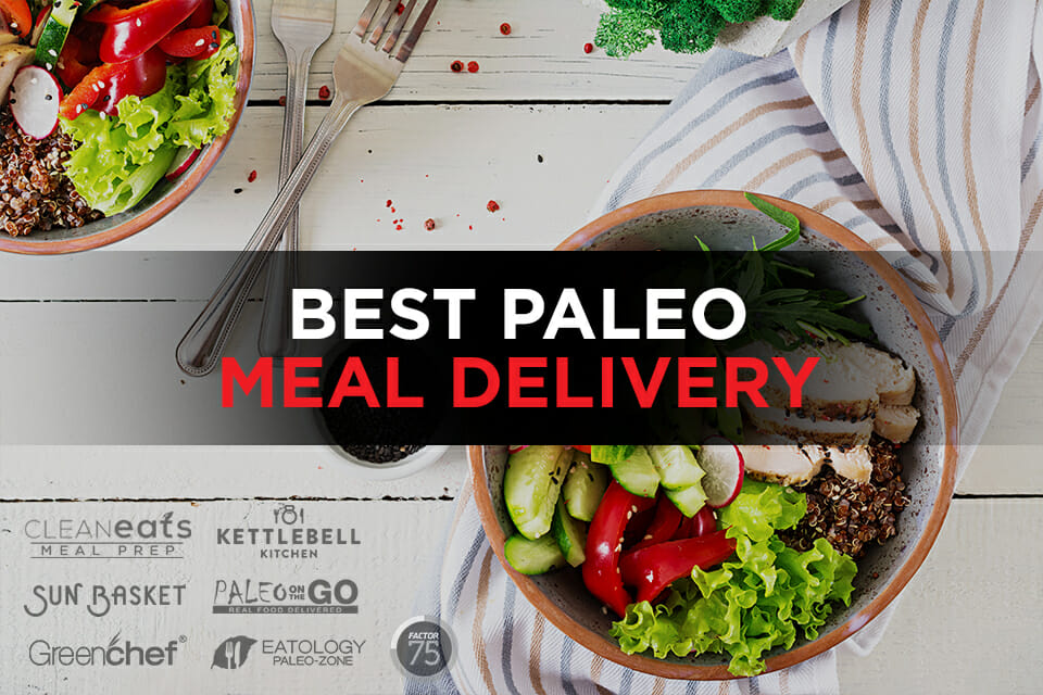 Best Paleo Meal Delivery Featured Image