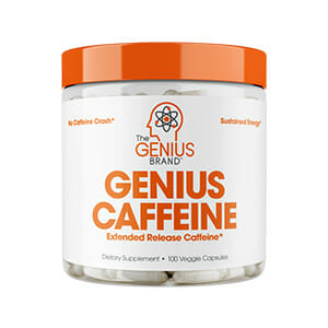 Genius Brand Genius Caffeine Bottle