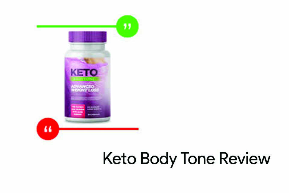 Keto Body Tone Review Featured Image