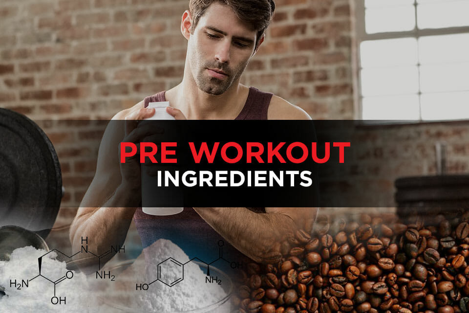 Pre Workout Ingredients Featured Image