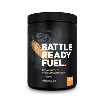 Battle Ready Fuel Pre Workout