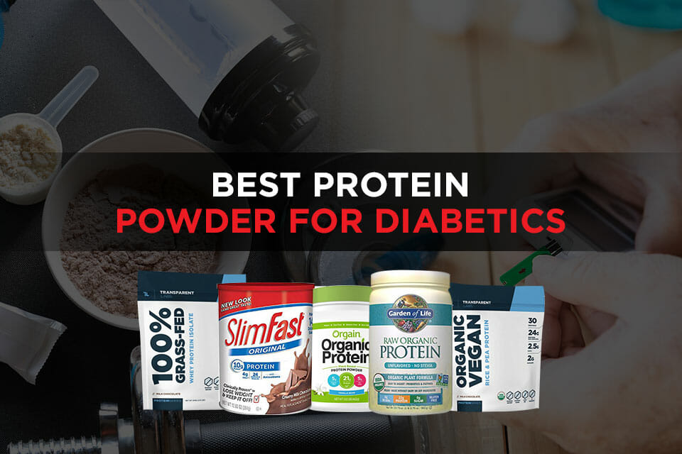 Best Protein Powder For Diabetics featured image