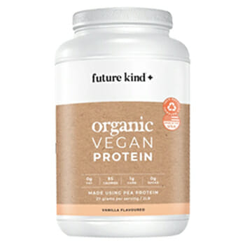 FutureKind Organic Vegan Protein Powder