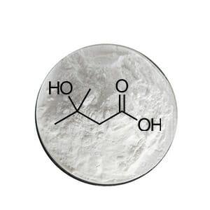 HMB Powder In Plate