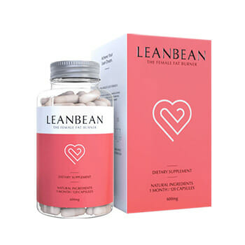 LeanBean Appetite Control Product Box and Bottle