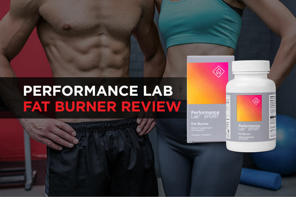 Performance Lab Fat Burner Review Featured Image