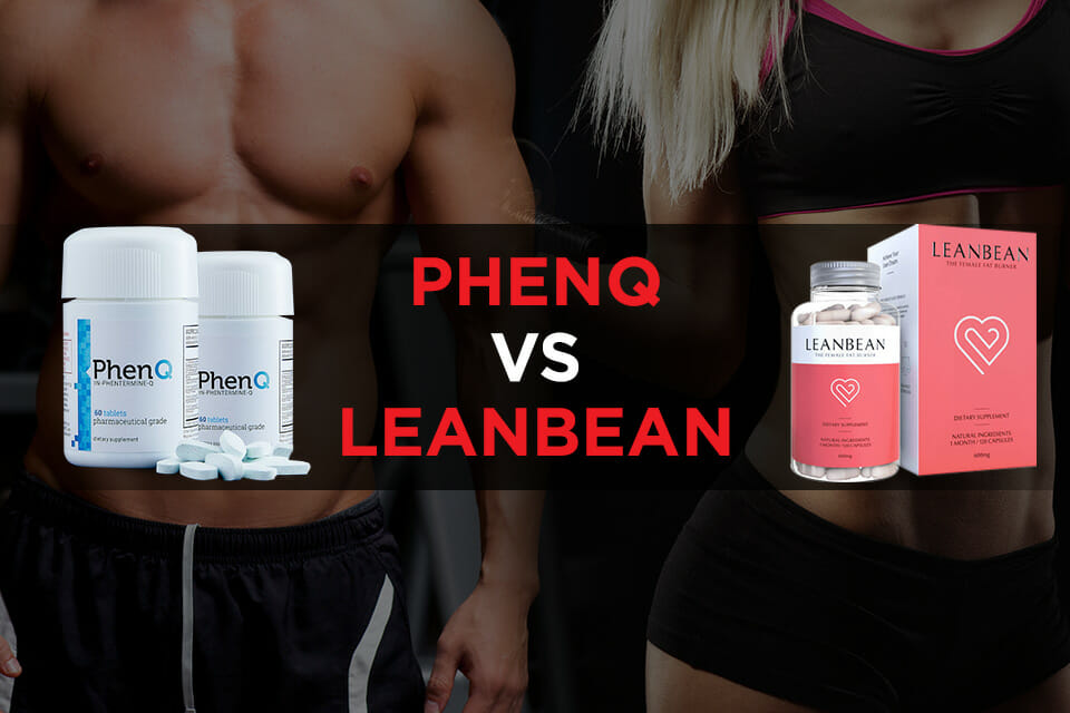 PhenQ VS LeanBean featured image