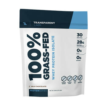 Transparent Labs 100% Grass-Fed Whey Protein