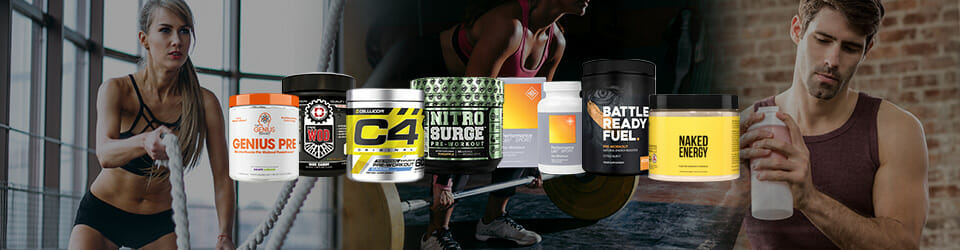 pre workout supplements for crossfit athletes