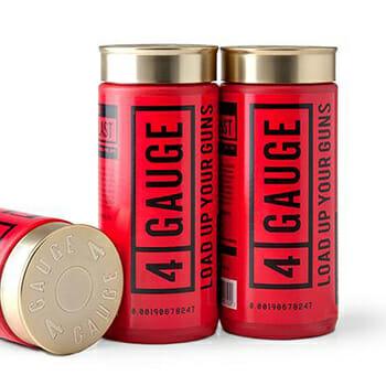 4 Gauge Explosive PreWorkout Product