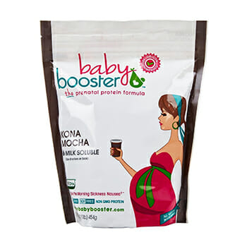 Baby Booster Prenatal Vitamin Supplement Shake Product