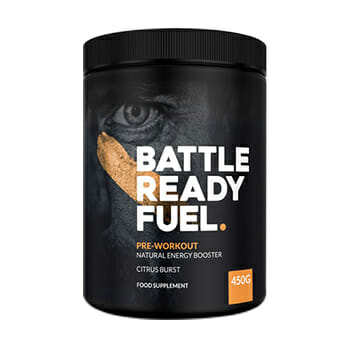 Battle Ready Fuel Pre Workout Product