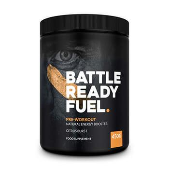Battle Ready Fuel Whey Protein Produt