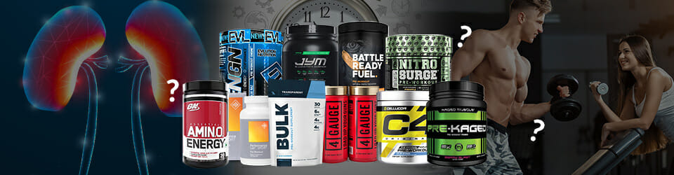 Best Pre Workout Supplements FAQ Banner