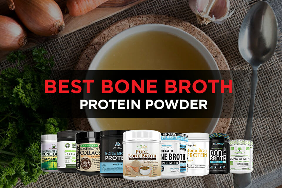 Best bone broth protein powder Featured Image