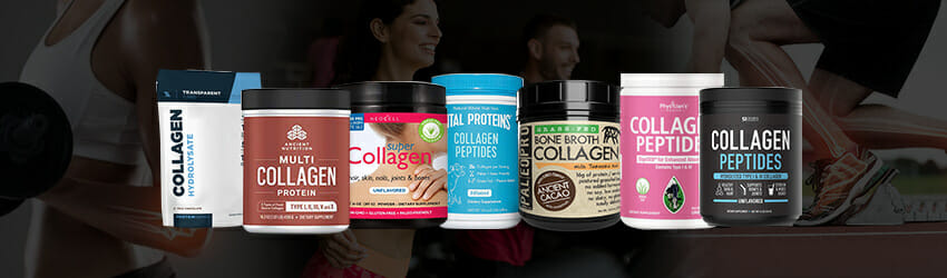 Best collagen protein powder FAQ Banner
