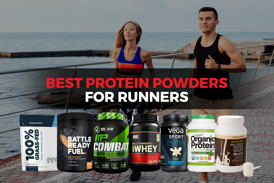 Best protein powders for runners featured